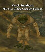 Varick Stoutheart
