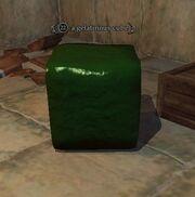 A gelatinous cube