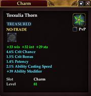 Toxxulia Thorn