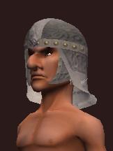 Witchdoctor's Dark Awakening Coif of Commanding (Equipped)