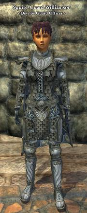 Squire-Guard Williamson
