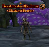 Beastmaster kaumua