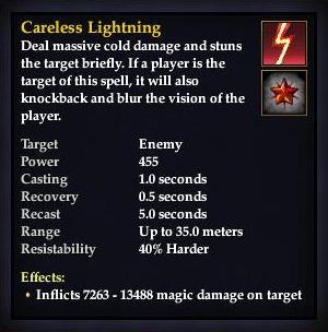 Careless Lightning (TBoCH Good)