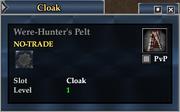 Were-Hunter's Pelt