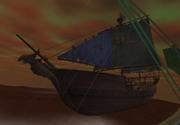 Iksar Ship Approaching