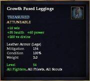 Growth Fused Leggings