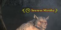 Seeress Miritha (werewolf)