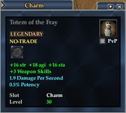 Totem of the Fray