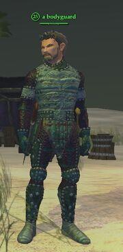 A bodyguard (Nektulos Forest)