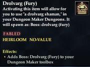 Drolvarg (Fury)