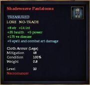 Shadeweave Pantaloons