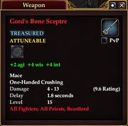 Gord's Bone Sceptre