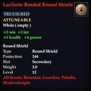 LucliniteBandedRoundShield