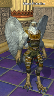 Ritnoc Flyfeather