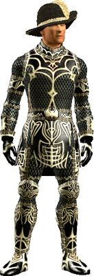 Daring (Armor Set) (Visible, Male)