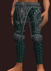 Mist Covered Leggings (Equipped)