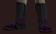 Venerable Moccasins of the Stormbringer (Equipped)