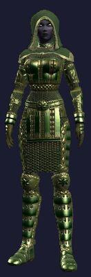 Gamut Set (Armor Set) (Visible, Female)