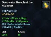 Deepwater Broach of the Majestor