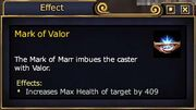 Mark of Valor