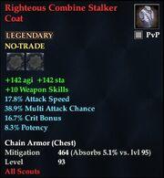 Righteous Combine Stalker Coat