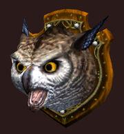 An-owlbear-wall-trophy