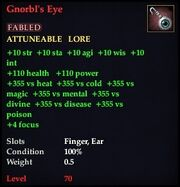 Gnorbl's Eye