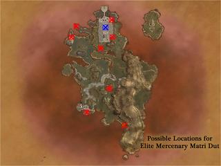 Matri Dut Locations