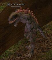 A Tae Ew raider