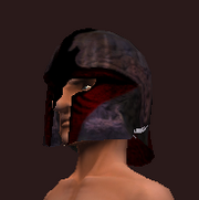 Vicious Plunderer's Chain Helmet (Equipped)
