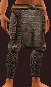 Iron Reverent Leggings (Equipped)