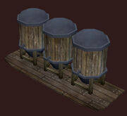 Wooden-fremntation-tanks