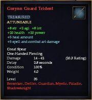 Gorynn Guard Trident