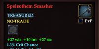 Speleothem Smasher