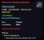 Nurwin's Bamboo Spatula
