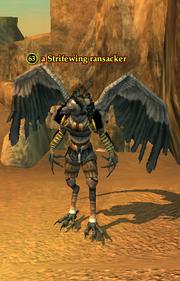 A Strifewing ransacker
