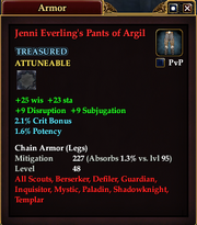 Jenni Everling's Pants of Argil