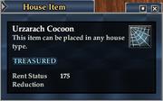 Urzarach Cocoon (Plundered)