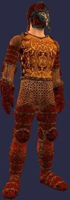 Celestial Watch Ceremonial (Armor Set) (Visible, Male)