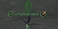 A Sullian fairy
