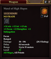 Wand of High Hopes