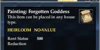 Painting: Forgotten Goddess