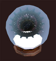 Tinkered Snowglobe(Displayed)