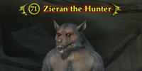 Zieran the Hunter (werewolf)