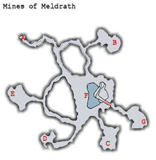 Mines of Meldrath map