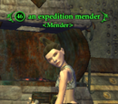 An expedition mender