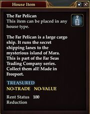The Far Pelican (Item)
