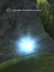 A greater Growth essence