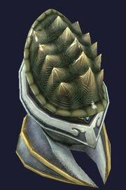 Trophy ChelDraks Head (visible)