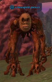 A treespirit piercer